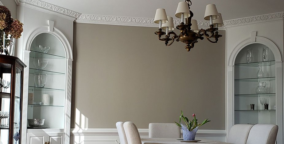 Whitefish Bay Dining Room Renovation